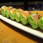 Cafe Japengo Protein Roll