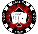Aall In Limo Logo