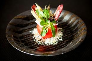 Very unique cuisine at Sora