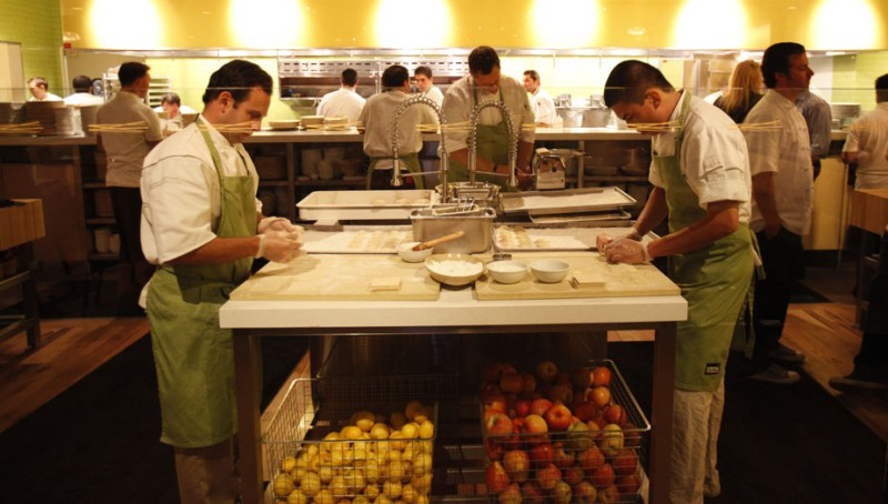 True Food Kitchen Server Uniform