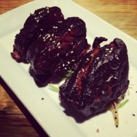 Special of the Day: Pork Short Ribs