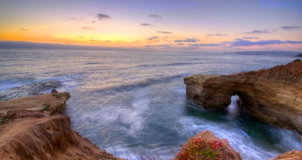 Sunset-at-Sunset-Cliffs