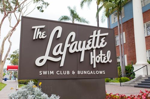 Lafayette Hotel Brunch San Diego