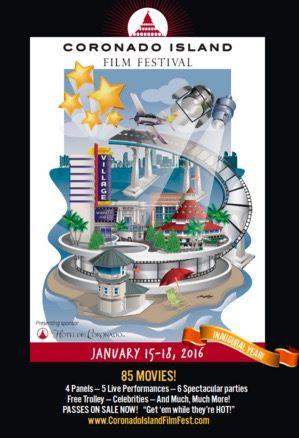 Coronado Island Film Festival Program