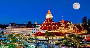 Coronado Island Film Festival featuring the Hotel Del Coronado