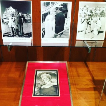 Some Like It Hot Exhibit at the Coronado Library