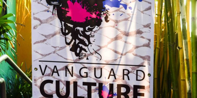 Vanguard Culture's An Artist @ The Table Events