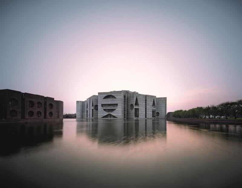 Louis Kahn exhibit