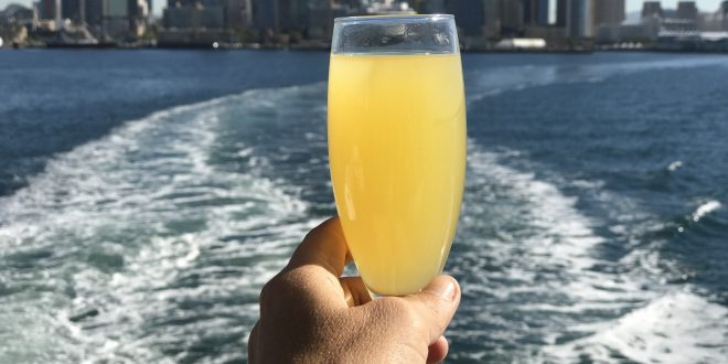 Best Water Tour: Flagship Brunch Cruising The Bay