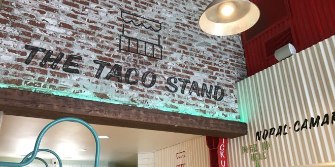 The Taco Stand's Newest Location Downtown