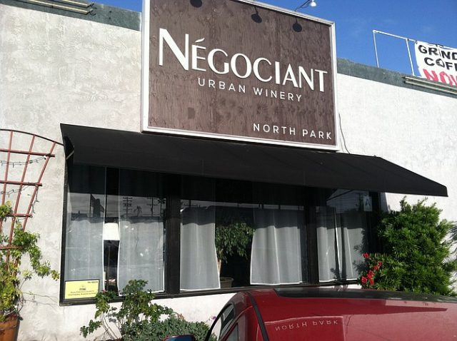 Negociant Winery