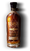 1888 Rum Bottle
