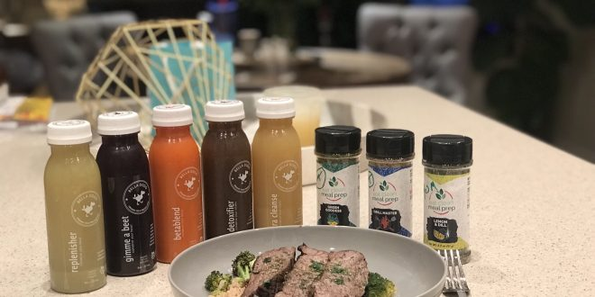 EatCleanMealPrep.com offers the best delivered healthy meals in San Diego