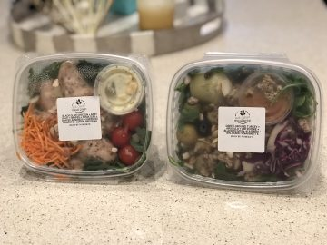 Eat Clean Meal Prep Quality Delivery Service