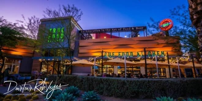 New True Food Kitchen In Downtown Summerlin